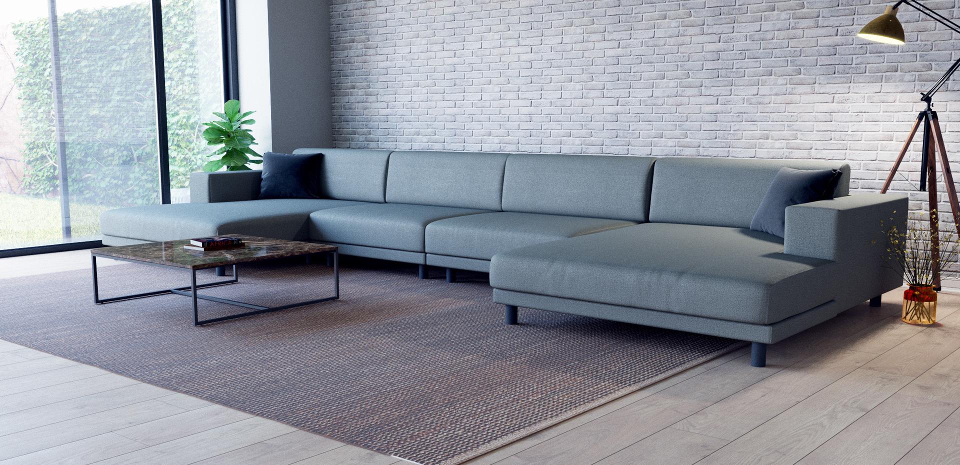 Sofa U Form Konfigurieren